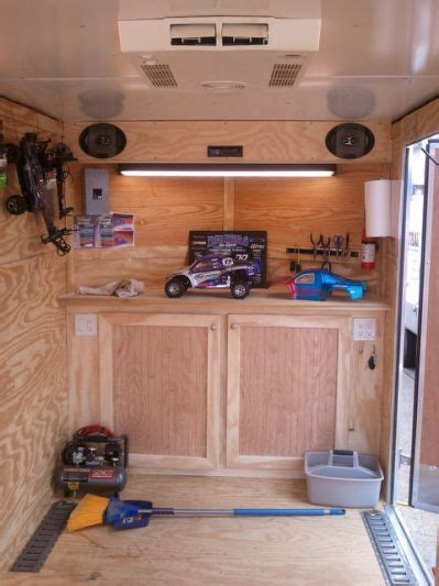 v nose trailer cabinet plans enclosed trailer cabinets v nose trailer cabinets