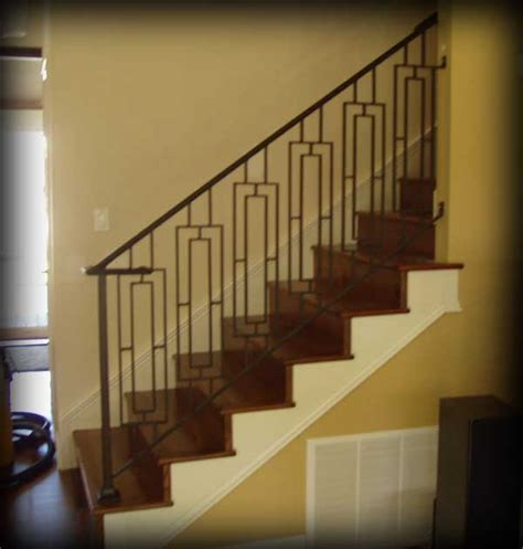 Banister For Stairs by Metal Stair Railing Indoor Images