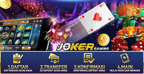 daftar joker sbobet casino judi slot