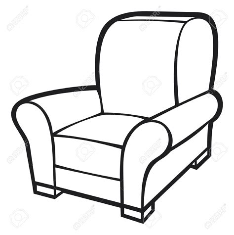 black and white armchair armchair clipart black and white hd letters