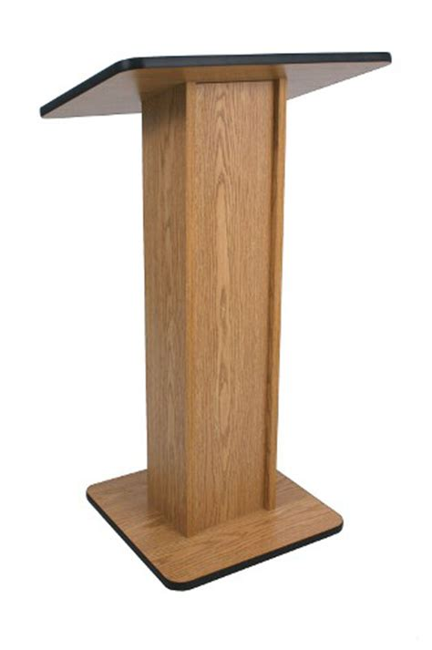 Church Designs And Floor Plans by Elite Office Lectern Presentation Stand Podium Without