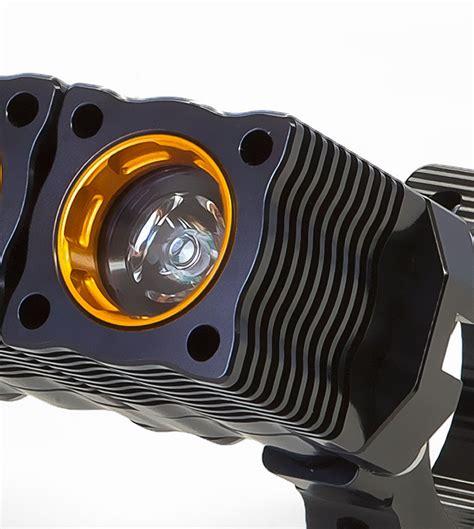 new led lights from heretic studio utv road magazine