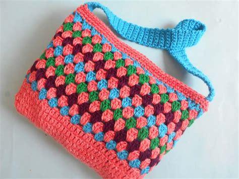 crochet bag pattern design crochet crosia free patttern with video tutorials easy