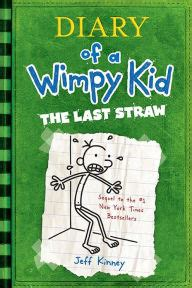 diary of a wimpy kid the last straw book report the last straw diary of a wimpy kid series 3