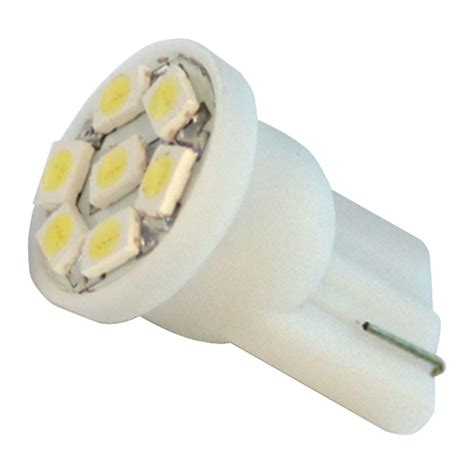 Led Light Bulb Components 194 168 Dome Type 7 Led Light Bulb Grand General Auto Parts Accessories Manufacturer And