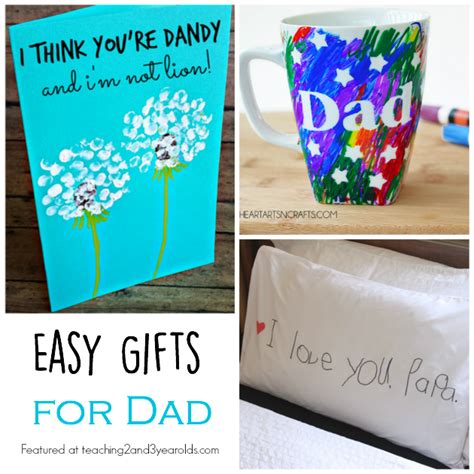 Handmade Fathers Day Gifts - s day gifts