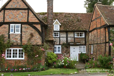 Cottages Buckinghamshire by Beams Cottage Turville Buckinghamshire Used As The