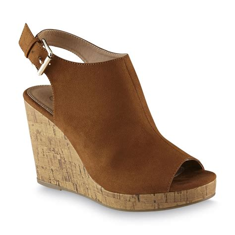 Sandal Wedges Jepit Spon 66 route 66 s takina brown wedge sandal shoes s shoes s sandals