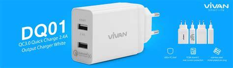 Adapter Vivan 2a Power Oval Original vivan store