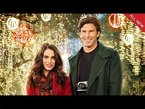 christopher russell hallmark merry matrimony stars jessica lowndes and christopher