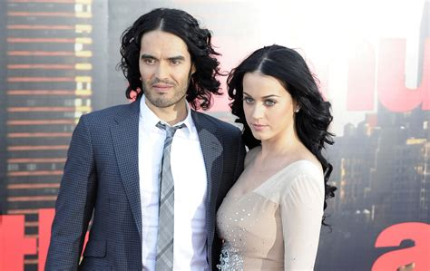 did russell brand get his tattoo removed changed brand reveals why katy perry marriage