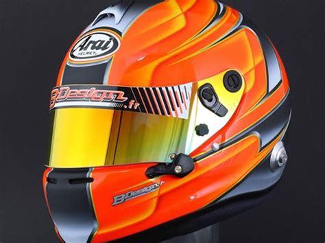 5712 Handfat Karet Racing Orange racing helmets garage arai gp 6s quot black quot by b design