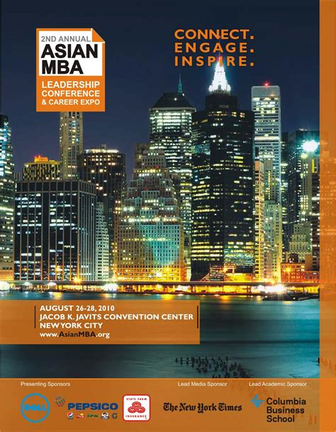 Ascend Asian Mba by 2nd Annual Naamba Leadership Conference Exposition