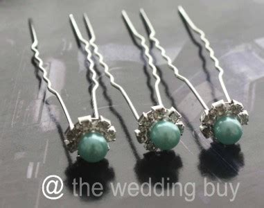 Dx 43 Dress Flower Navi 9 colours 3pcs 6pcs premium wedding bridal pearl