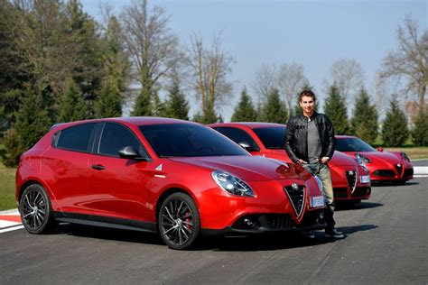 alfa romeo giulietta  launch edition heisse athletin mit