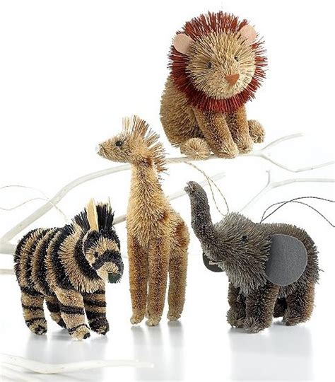 animal ornaments martha moments martha s buri animal ornaments