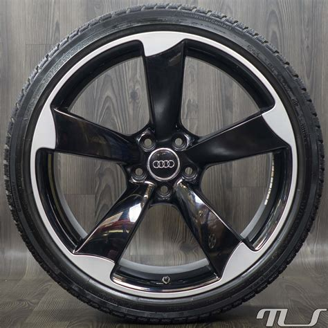 Audi Rs4 Rims by Original Audi 20 Inch Alloy Wheels Audi A5 S5 Rs4 8k Rotor