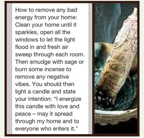 how to find negative energy at home the 25 best sage house cleansing ideas on pinterest