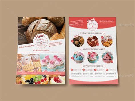 free bakery flyer templates bakery flyer por flyer ideas