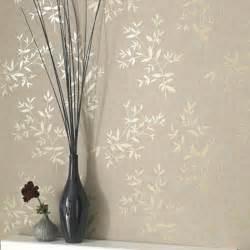Bien Idee Deco Entree Couloir #1: d%C3%A9co-couloir-%C3%A9troit-idee-deco-couloir-papier-peint-couleur-beige-idee-photo.jpg