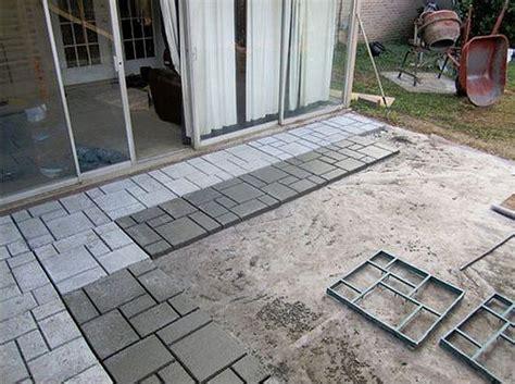 9 DIY Cool & Creative Patio Flooring Ideas   The Garden Glove