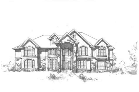 luxury home plans home design nielsen