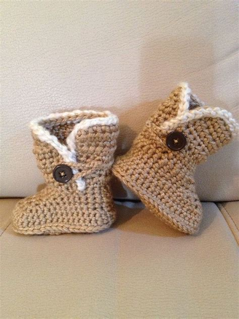 crochet pattern uggs baby boots toddler size baby boots crochet baby boots