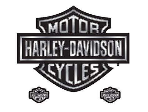 Harley Davidson Trailer Decals by Harley Davidson Logo Car Window Decal Sticker Car Truck Rv