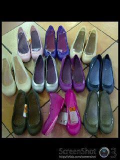 Garansi Termurah Sepatu Wanita Crocs Carlisa Wedge Leo Flo O T1310 3 rachmira shop sandal sepatu crocs ori wanita