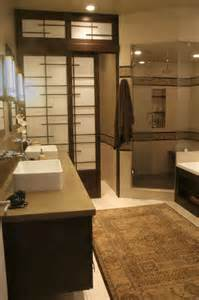 Modern Asian Bathroom Ideas Master Bathroom Asian Bathroom Denver By Design