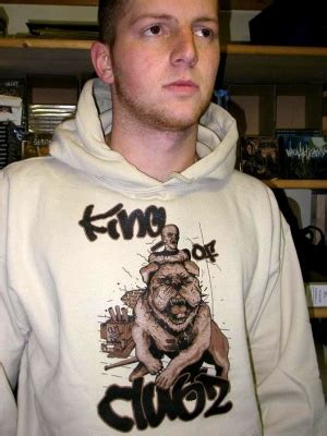 Sweater Murder King Banaboo Shopping king of clubz