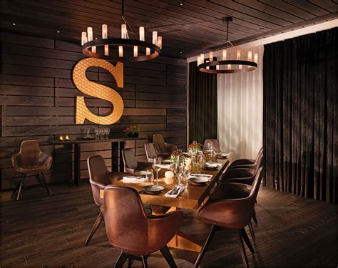 Restaurant With Room by Book Sea Containers Restaurant Dining Room