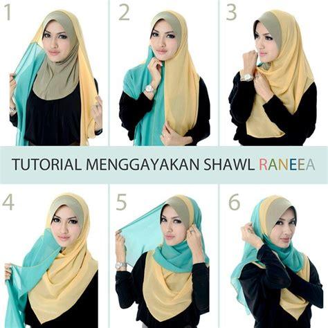 tutorial hijab in style jilbab pashmina solusi cantik dan modis dalam berhijab