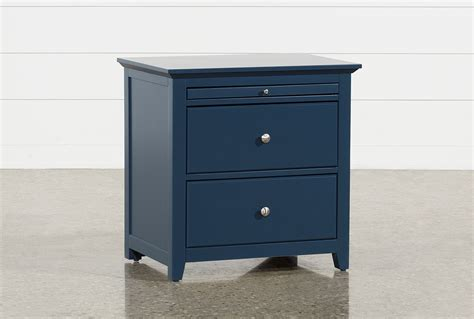 Navy Blue Nightstand by Navy Nightstand Living Spaces