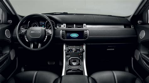 Land Rover Evoque Interior Range Rover Evoque
