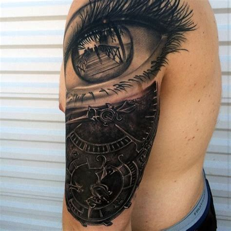 60 detailed tattoos for men intricate ink design ideas