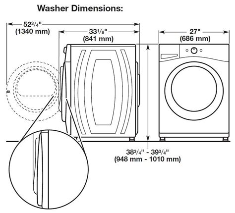 dimensions of whirlpool duet washer and dryer types of stack whirlpool wfw8740dw 27 inch 4 3 cu ft front load washer in white appliances connection