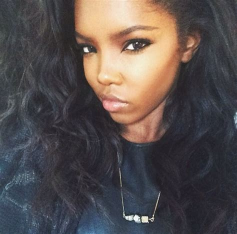 hair and makeup quincy 108 best beauty celebrity ryan destiny images on