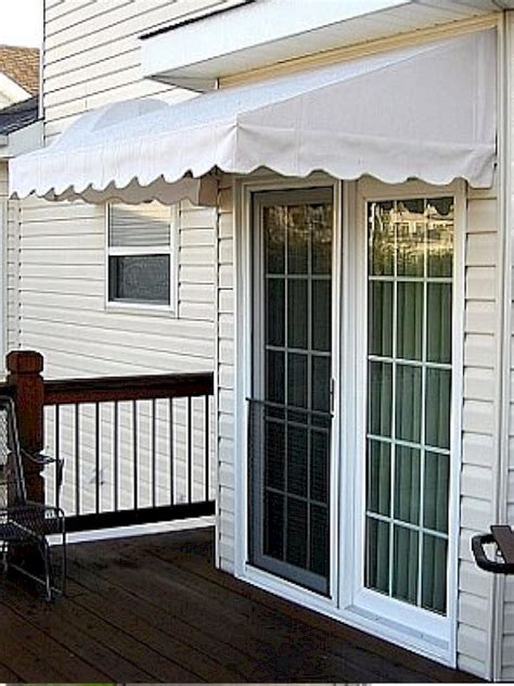 Sliding Glass Door Awning by Sliding Glass Door Awning Photo Album Woonv Handle