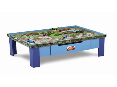 55 And Wooden Railway Table Set