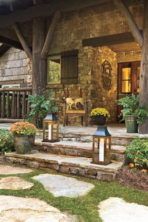 Rustic Front Porch Decorating Ideas by Best 20 Rustic Front Porches Ideas On Diy