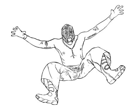 wrestling coloring pages printable free printable wwe coloring pages for kids