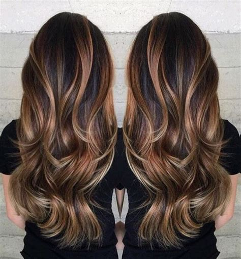 Transitioning Hair Styles - best 25 highlights on brown hair ideas on pinterest brown hair with highlights blonde hair