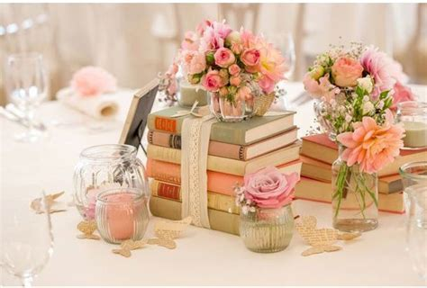 50 Adorable Book & Literary Wedding Ideas   Deer Pearl Flowers