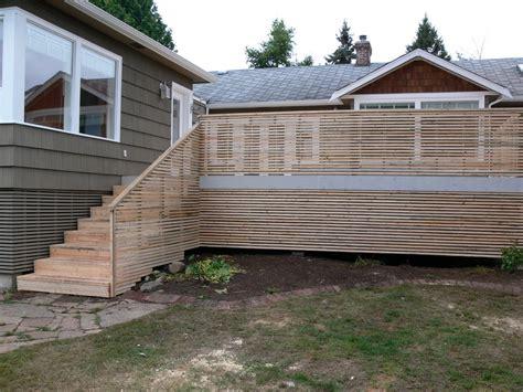 Decking Banister by Homeforcebc Deck Design Architectural Elements