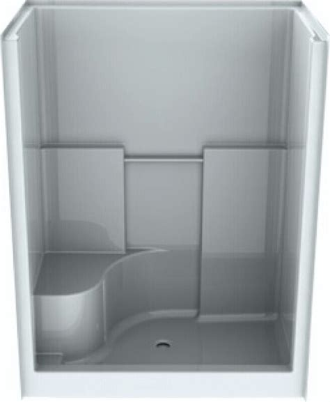 Bathroom Shower Stalls With Seat 5327 Best Images About Design On Pinterest