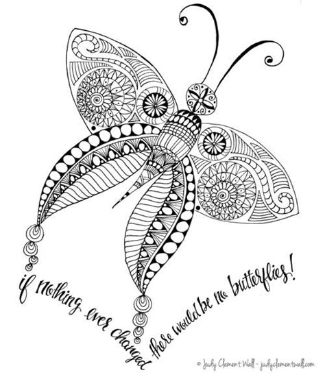 complex butterfly coloring pages butterfly truth adult coloring page favecrafts com