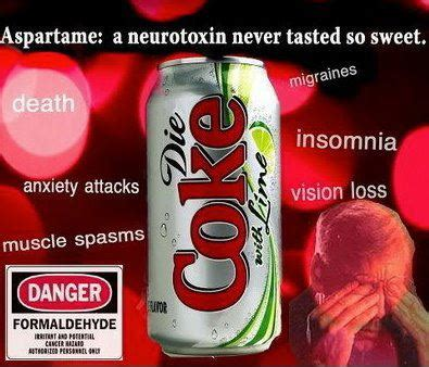 Neurotoxin Detox by Aspartame A Neurotoxin Never Tasted So Sweet Wellthy