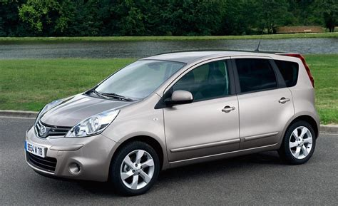 nissan note 2009 car and driver