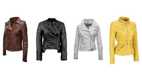 best leather motorcycle top 10 best leather jackets for women heavy com